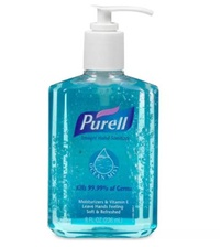 PURELL® Instant Hand Sanitizer (Ocean Mist) - 236ml [Free Fast Delivery]