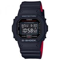 Casio Mens G SHOCK Quartz Resin Casual Watch, Color:Black (Model: DW-5600HR-1CR) - intl