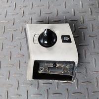 賓士 W220 S350大燈開關(含外框 有大燈噴水)