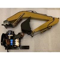 1/18(液壓套件)1:18全金屬HUNA 580 仿真合金 遙控液壓 油壓挖土機 油壓怪手(Bruder CAT參考)