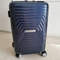 Samsonite Astra 55cm 20 inches luggage cabin size luggage Blue