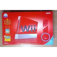 <電玩戰場>(二手)Wii 超級瑪利歐兄弟 25 周年 紀念版 主機