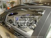 [晴雨窗] [崁入式]比德堡崁入式晴雨窗 本田Honda Civic K8/3D 1996-2001年專用賣場有多種車款