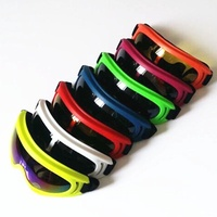 shop EKIND Tactical Color mixing Half Mask Harley Goggle Glasses for Nerf Toy Gun Game for Nerf Riva
