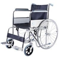 24   Lightweight Foldable Folding Wheelchair  FDA Approved