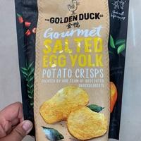 新加坡金鴨鹹蛋黃薯片