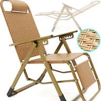 復古編織PPC雙面籐椅C022-945