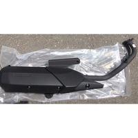 雷霆S 150 仿原廠型靜音回壓管 ( 黑管 白鐵 改裝管 排氣管 刺蝟 黃蜂 毒蛇 板井 WF 直通 RACING S