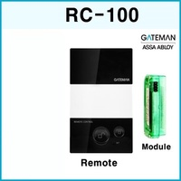 Gateman Remote control 10Set / RC-100 for WF20 WV20 WF200 WV200 etc