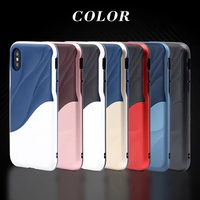 OPPO R11S/R11S Plus、R11/R11 Plus Water ripples Shockproof Cover Case