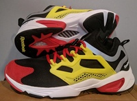 REEBOK CLASSIC Fury Adapt AR1868 SNEAKERS STREET KICKS TRAINERS FOOTWEAR SHOES MENS