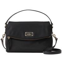 Kate Spade Crossbody Bag Blake Avenue Miri Crossbody Bag Handbag Black # WKRU4216 + Gift Receipt
