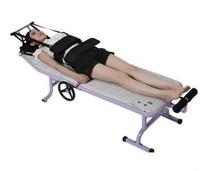 助邦頸椎腰椎脊椎牽引床腰椎間盤突出牽引器治療拉伸電動家用MBS「時尚彩虹屋」