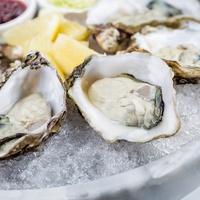 【微光日燿】澎湖帶殼牡蠣 500g±5% (約6~8顆)