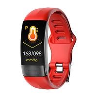 P11 ECG Smart band watch Heart Rate Monitor PPG Smart Bracelet Blood Pressure Clock 2019 Newest Wate