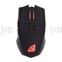 SIGNO MOUSE SIGNO GAMING GM-970 BLACK 1Y
