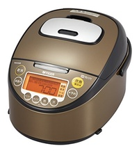[TIGER CORPORATION (TIGER)] JKT-J100-XT - Tiger IH rice cooker 5.5 Go Brown recipe with cooked rice