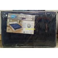 【小如的店】COSTCO好市多代購~睡綿綿 四季單人雙面日式床墊91*190cm(附贈純棉針織枕套+床墊布套)
