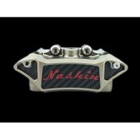 機因改造NASHIN 世盟小四活塞鍛造機車卡鉗