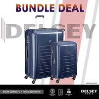★DELSEY PARIS BUNDLE DEALS★ Mix and Match Premium Luggage Collections