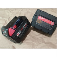 免運 米沃奇 Milwaukee 18v 原廠 XC 4.0 5.0 電池