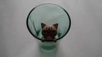 貓爪抓杯緣子-小奶酪