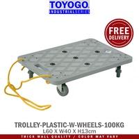 Toyogo Platform Trolley (3618)