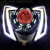 三代勁戰 勁戰三代 3代 勁戰 勁戰 大燈 頭燈 大燈總成 HID 魚眼 遠近 三代大燈 m3 光圈 反應爐