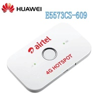 Original Unlocked Huawei E5573 E5573Cs-609 LTE FDD 150Mbps 4G Pocket WiFi Router Modem Dongle