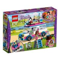 【周周GO】 LEGO 41333  Friends Olivia's Mission Vehicle