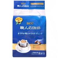 UCC 職人濾式咖啡-柔和香醇(7gx8入)