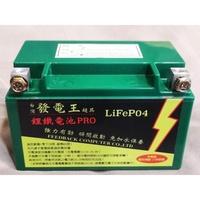 發電王磷酸鋰鐵電池2年保固8年保修