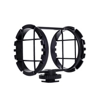 CFB BOYA BY-C03  Camera Shoe Microphone Shockmount Microphones Stand