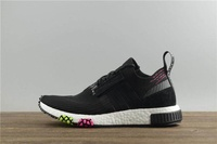Adidas Official NMD R1 x Gucci  MENS Sport Running Shoe Black