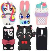 For Huawei Mate 10 Lite 3D Silicon Cat Cartoon Soft Rubber Phone Cover Case For Huawei Nova 2i / Mat