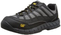 CAT Footwear Streamline Composite Toe Safety Shoes (Charcoal/Black)