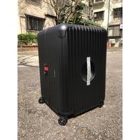 RIMOWA & Porsche 超輕型四輪行李箱 XL 「胖胖款」消光黑
