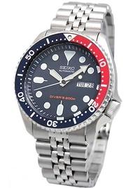 Seiko Automatic Diver's 200M Jubilee Bracelet SKX009K2 SKX009K SKX009 Men's Watch