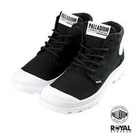 Palladium Blanc Lite 黑色 帆布 高統 軍靴 男女款 NO.B0555【新竹皇家】