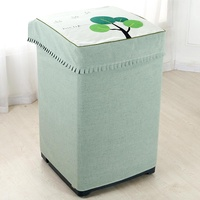 Midea SAMSUNG on Open Dust Cover Haier Fully Automatic Washing Machine Cover Garden Panasonic Littleswan Impeller Sunscreen Sets