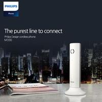 Philips Linea M330 Cordless Phone DECT