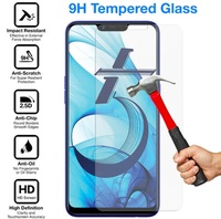 ★ Oppo AX5 / AX5s / AX7 - Clear Phone Tempered Glass Screen Protector
