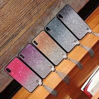 Casing oppo R9 R9S R11 R11S Plus case glitter fashion soft cover