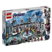 LEGO 樂高 76125 Iron Man Hall of Armour 漫威 復仇者聯盟 < JOYBUS >