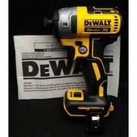 全新美製得偉DeWALT DCF887無刷衝擊起子+4.0電池