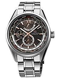 [Orient] ORIENT Watch ORIENTSTAR Orient Star World Time Mechanical automatic winding (handwrapped...