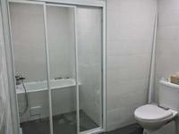 【工匠家居生活館 】 浴室拉門 一字三片 有框 強化玻璃 一字三門 淋浴拉門 ✿ 含到府安裝