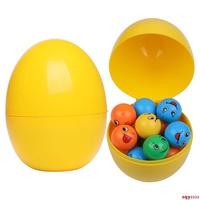 『音速』百變滑道積木軌道滾珠大顆粒拼裝積木扭蛋球收納玩具3-6-10歲兒童