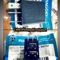 ★★非常偉士★★原廠 OMRON Vespa GTS 300 ABS 方向燈 繼電器 電磁開關 5pin(現貨)
