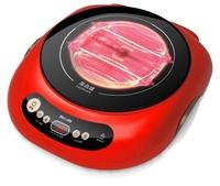 贈烤盤 PHILIPS 飛利浦不挑鍋黑晶爐/電陶爐/電磁爐/微晶爐 HD4989/HD-4989